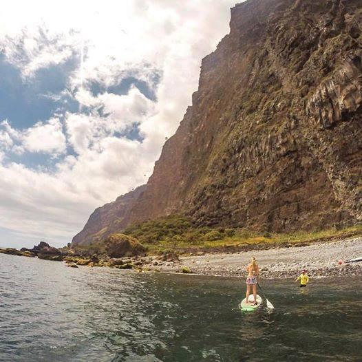 Stand Up Paddle Madeira Island