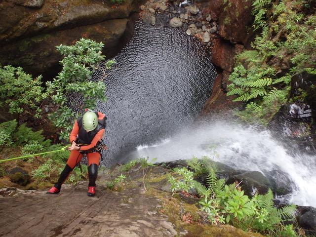 Canyoning Madeira Island