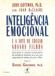 livro inteligência emocional para filhos