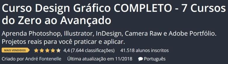 curso completo para designer