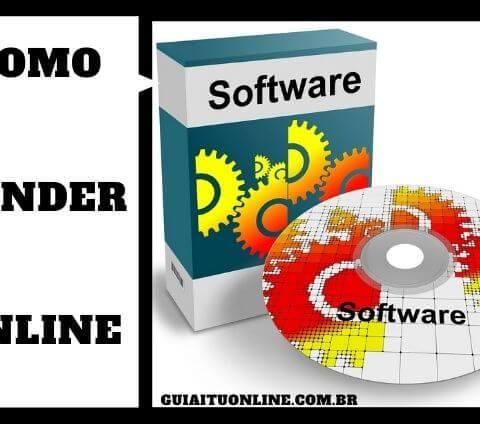 como vender software online
