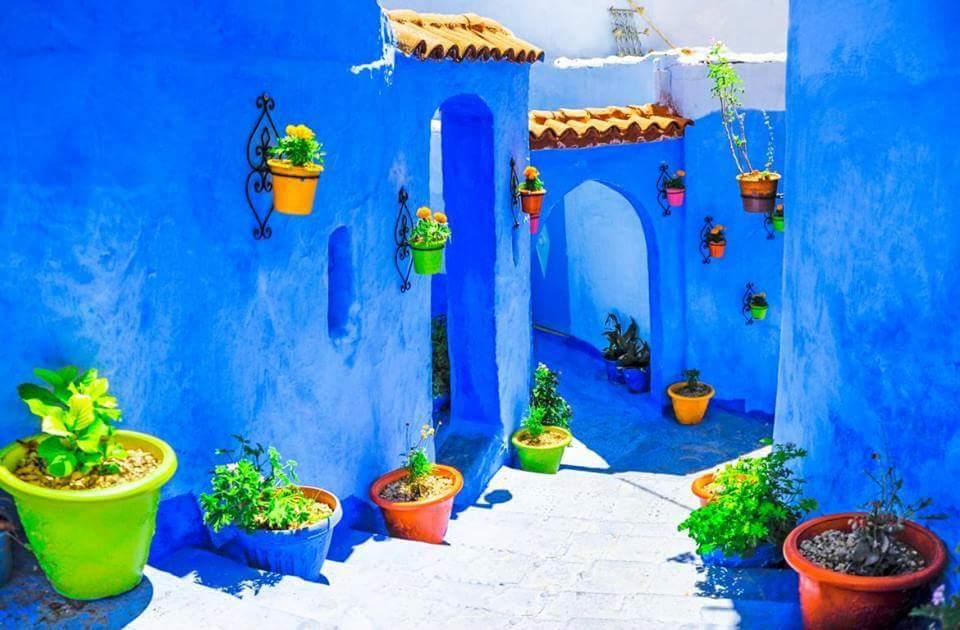 Por 40 Euros Vuelos a Fez – Marruecos