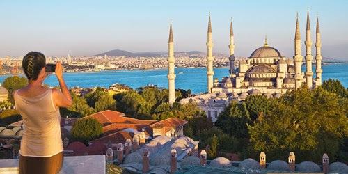 Vuelo a Estambul