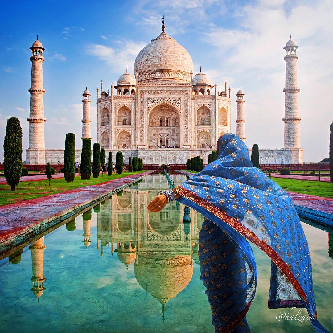Vuelos a India por 377 Euros desde Barcelona.