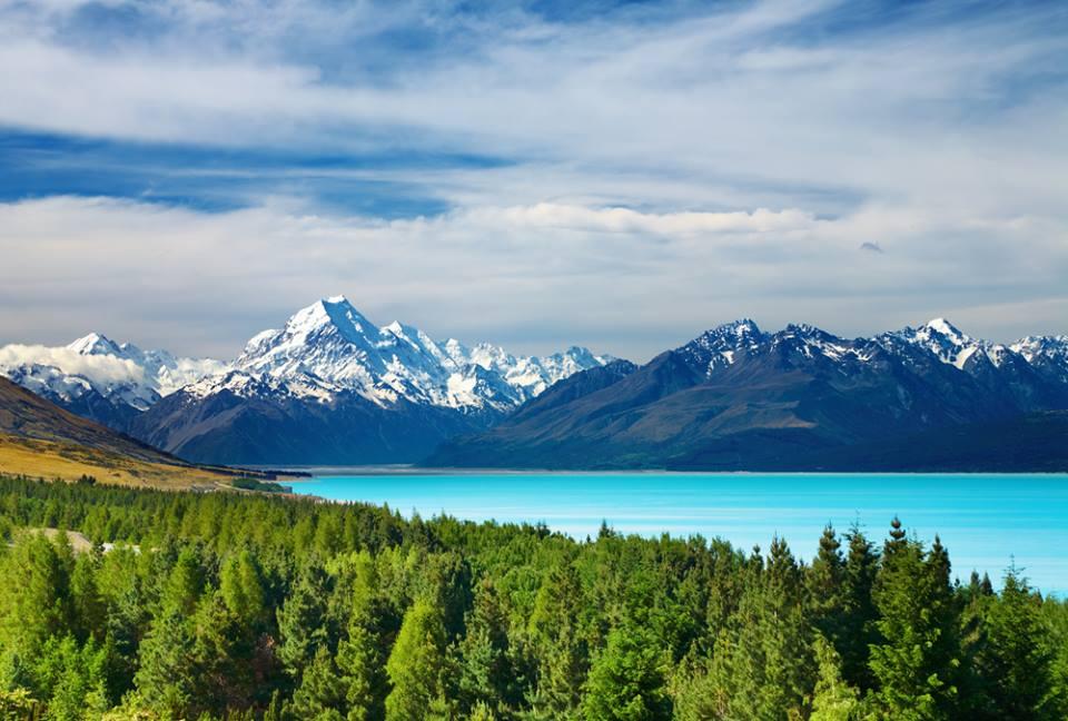 Vuelo a China y Nueva Zelanda