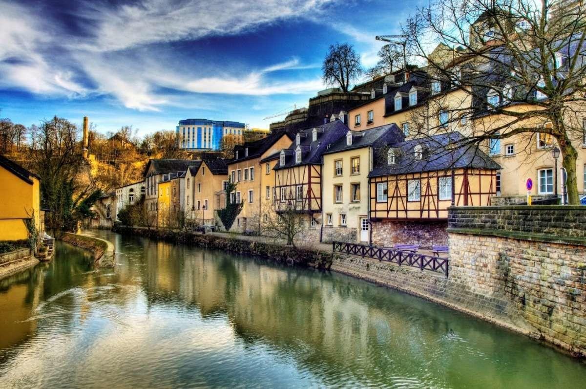 Vuelos de Madrid a la Luxemburgo por 44€ ida y vuelta
