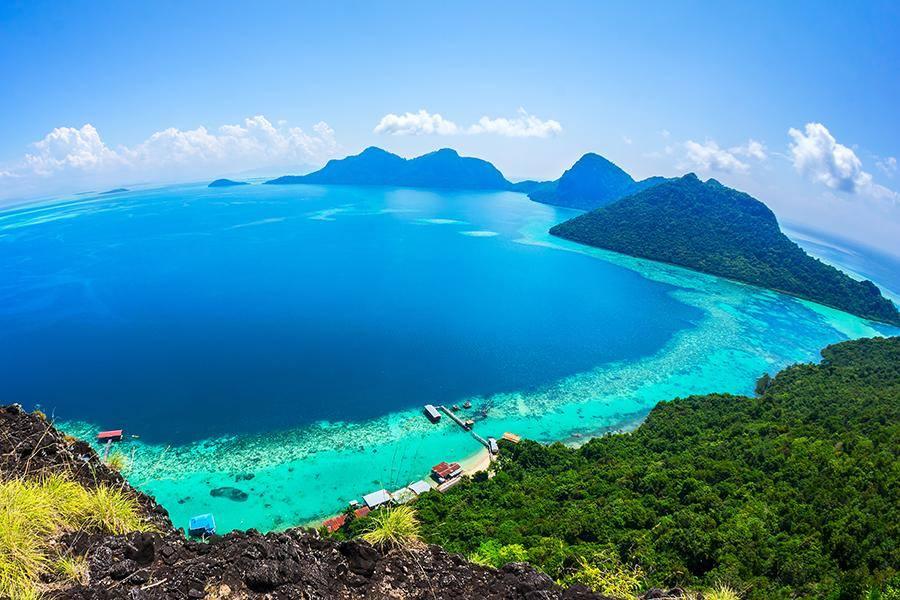 Vuelos a La Isla de Borneo por 359 euros ida y vuelta