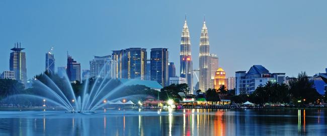 Malasia por 385 euros Ida y Vuelta