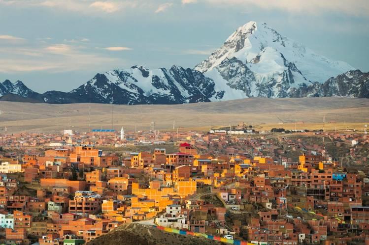 Oferton de Vuelo Directo de España a Bolivia por 646 euros I/V