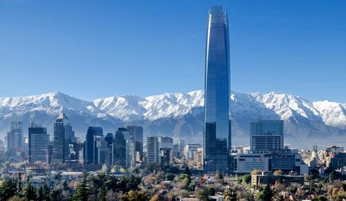 Superprecio – 431 euros para volar de España a Chile I/V