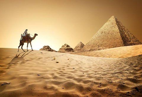 Vuelo a Egipto por 184 euros ida y vuelta