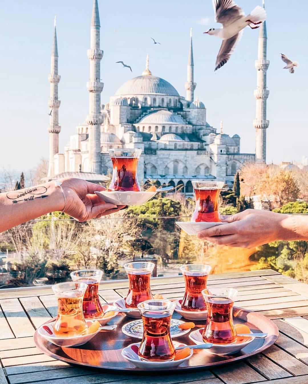 Oferton de Vuelos a Estambul por 115 euros ida y vuelta