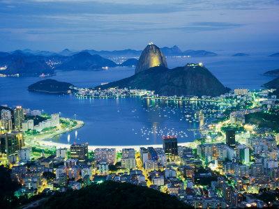 Oferta Vuelo por 389 euros ida y vuelta España Brasil