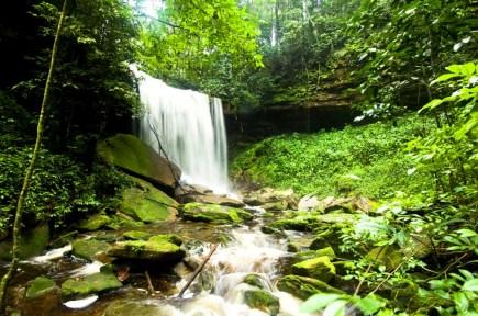 Cachoeira do Arco-Íris