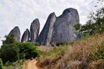 Pedra dos Cinco Pontões