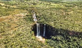 Salto Paraguassú