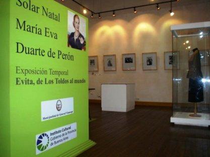 Casa Natal de María Eva Duarte de Perón
