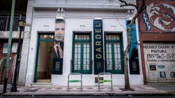 Casa de Carlos Gardel