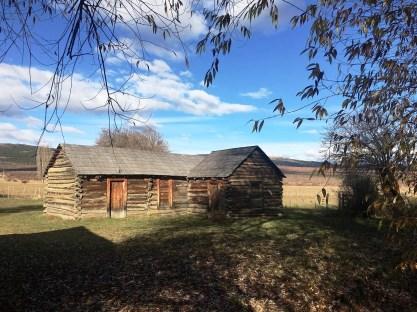 El Rancho de Butch Cassidy, Sundance Kid y Etta Place