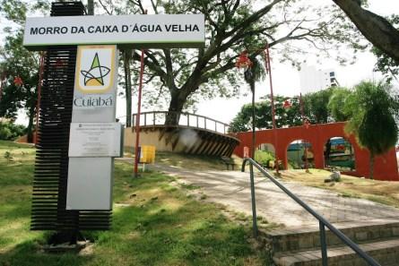 Museu Morro da Caixa d'Água Velha