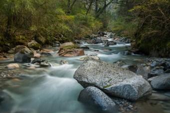 La Catarata del Arroyo Corbata