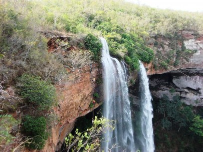 Cachoeira da Cortina da Onça