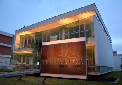 Memorial da República Presidente Itamar Franco