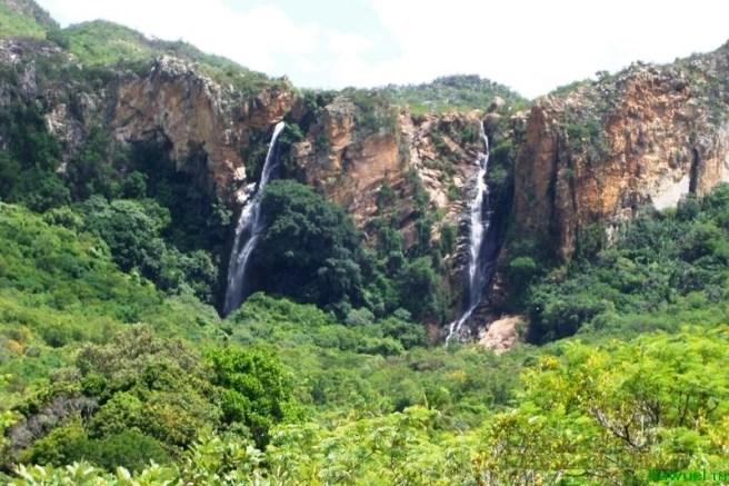 Cachoeira de Maria Rosa