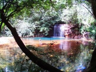Cachoeira do Cachorro Sentado