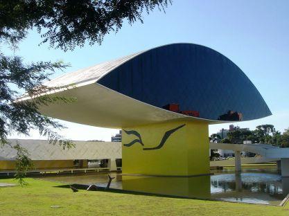 Museu Oscar Niemayer MON