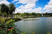 Parque da Lagoa Solón de Lucena