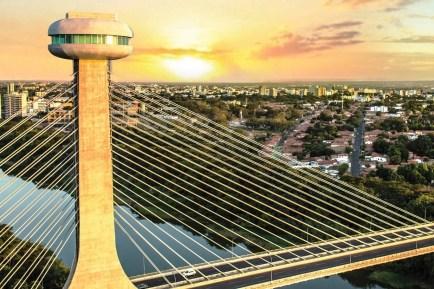 Mirante Panorâmico da Ponte Estaiada João Isidoro França