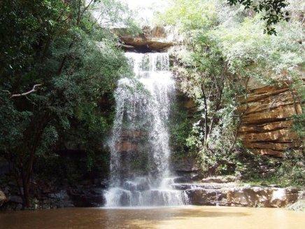 Cachoeira do Salto Liso