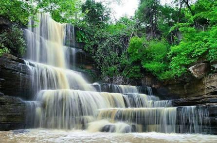 Cachoeira do Tingidor