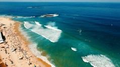 Praia de Itaúna