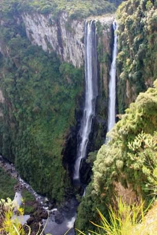 Cascata das Andorinhas/ foto leomar.nt@gmail.com