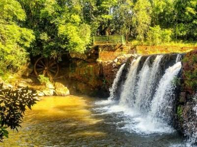Parque Natural Municipal Salto Capioví