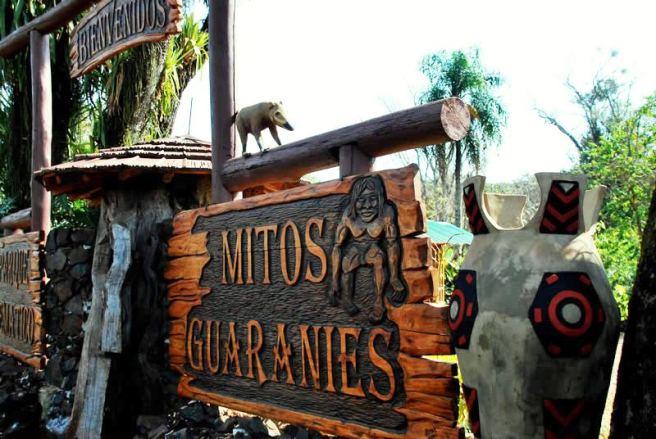 Parque Temático Mitos Guaraníes
