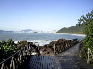 Deck do Pontal Norte