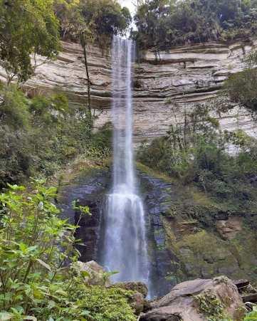 Cachoeira do Sabiá
