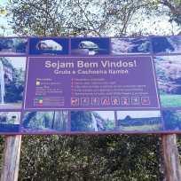 Gruta e Cachoeira do Itambé