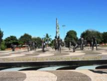 Monumento aos 18 do Forte de Copacabana