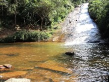 Cachoeira do Escorregador do Cocais