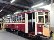 Museu dos Transportes Públicos/ foto Arthur Sooma