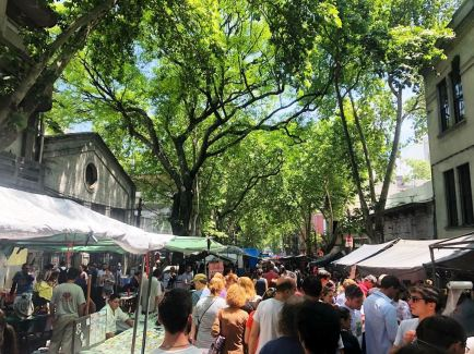 Feria Tristán Narvaja
