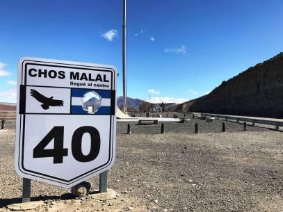 Hito Mitad Ruta 40