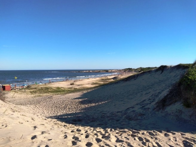 Playa Las Achiras