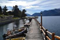 Costanera y Muelle del Lago Traful