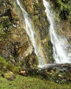 Cascada Nahuelpan