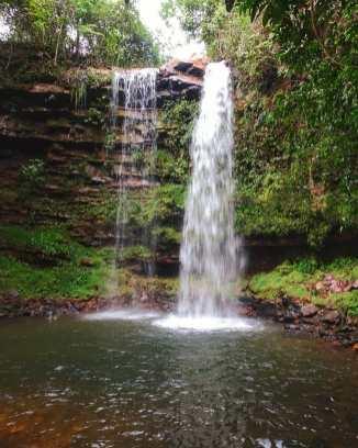 Cachoeira Rabo de Galo
